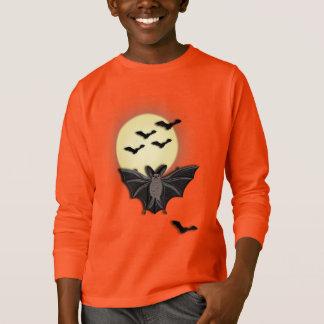 Full Moon Bat T-Shirt