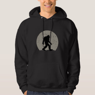 Full Moon Bigfoot Hoodie