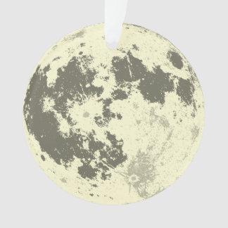 Full Moon Bright Supermoon Ornament