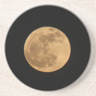 full moon caosters beverage coasters