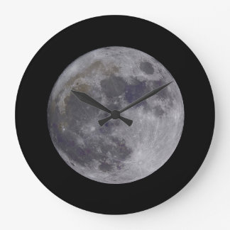 Full Moon Clock