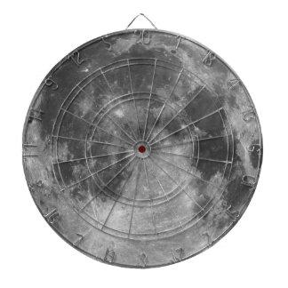 Full moon dartboard
