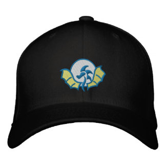 Full Moon dragon Embroidered Hat