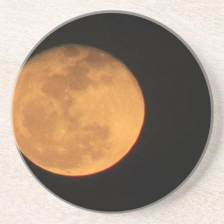 Full Moon Drink Coasters