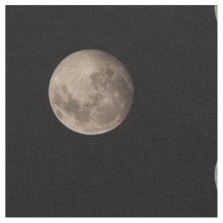 Full Moon Fabric