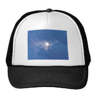 Full Moon Mesh Hats