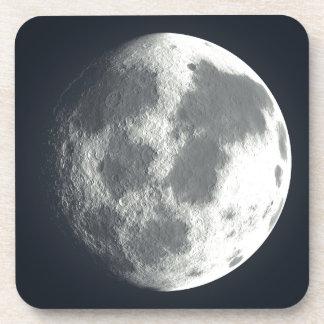 Full Moon Image Coasters