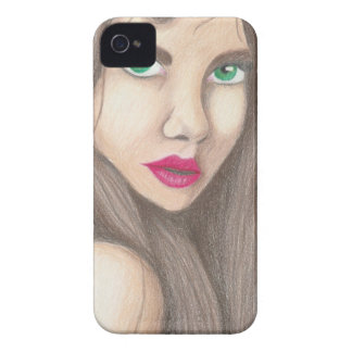 Full Moon iPhone 4 Case-Mate Case