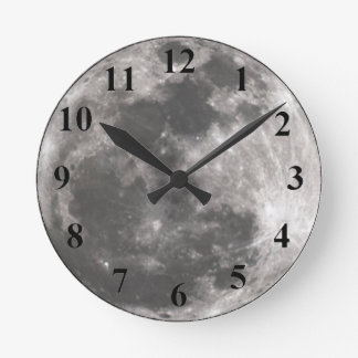 Full Moon Lunar Clock