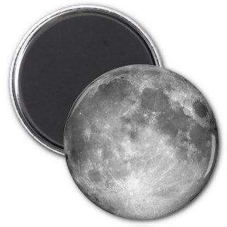 Full Moon Refrigerator Magnets