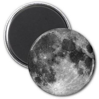 Full Moon Fridge Magnets