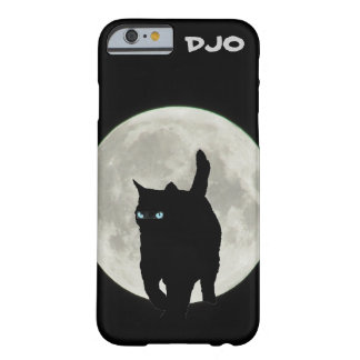 Full Moon Ninja Cat Barely There iPhone 6 Case