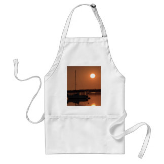 Full Moon of November 2016 Standard Apron