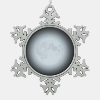 Full Moon Ornament for Yule
