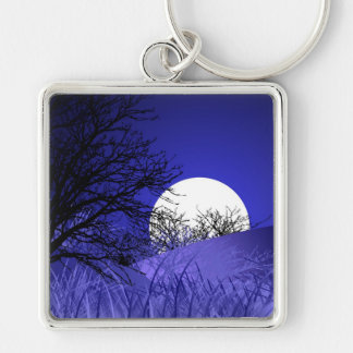 Full Moon Premium Key Ring