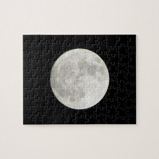 Full Moon Puzzle