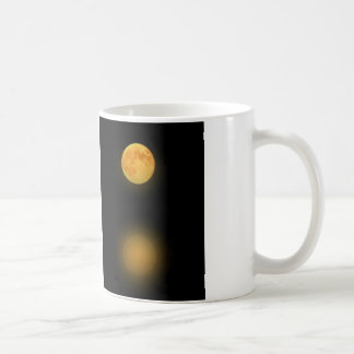 Full Moon Reflection Coffee Mug