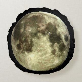 Full Moon Round Cushion