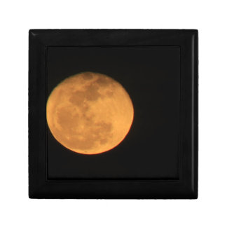 Full Moon Small Square Gift Box