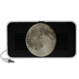 Full Moon Notebook Speakers
