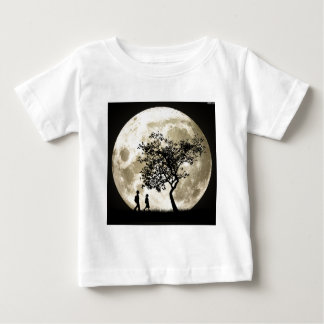 Full Moon T Shirt