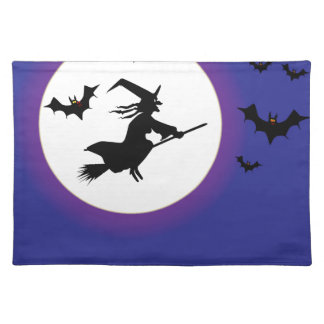 Full Moon Witch Placemat