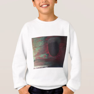 Full of color in a bright world sweatshirt