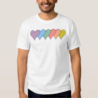 Full of Hearts - kids shirt