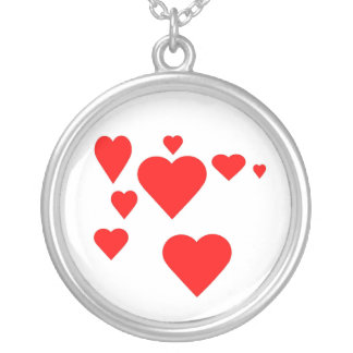 Full of Love Silver Plated Necklace