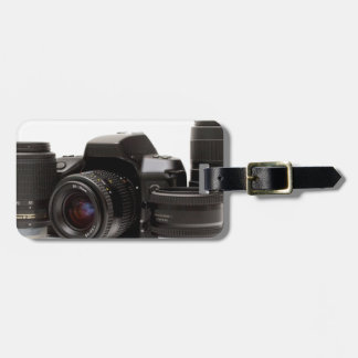 full photography set luggage tag