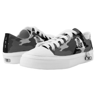 Full REAPER WHITE SDS GREY CAMO SHOES