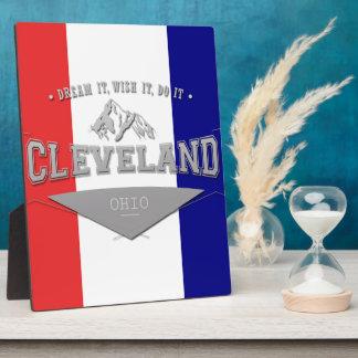 Full Screen Cleveland Ohio Dream Plaque