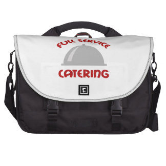 FULL SERVICE CATERING LAPTOP COMMUTER BAG