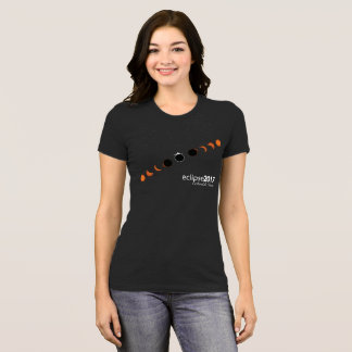 Full Solar Eclipse Carbondale Illinois T-Shirt