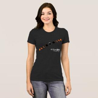 Full Solar Eclipse Carbondale Illinois T-Shirt