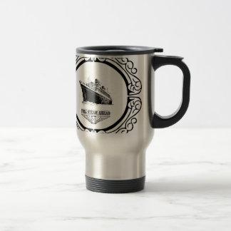 full steam ahead travel mug