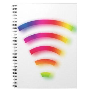 Full Strength WIFI Notebooks