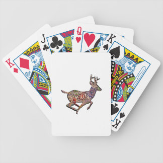 FULL THROTTLED BICYCLE PLAYING CARDS