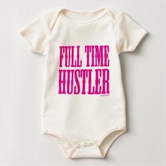 Full Time Hustler Baby Bodysuit