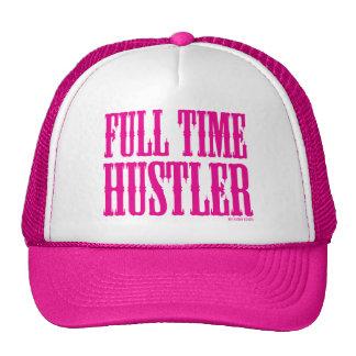 Full Time Hustler Cap