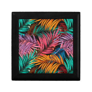 Fullcolor Palm Leaves Gift Box