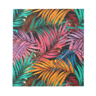 Fullcolor Palm Leaves Notepad