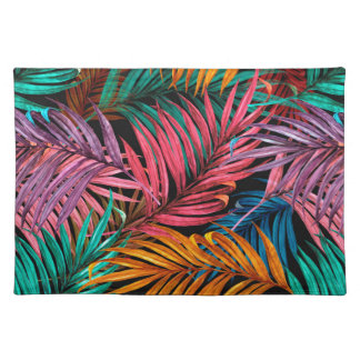 Fullcolor Palm Leaves Placemat