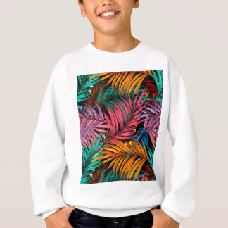 Fullcolor Palm Leaves Sweatshirt
