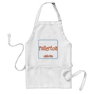 Fullerton California BlueBox Adult Apron