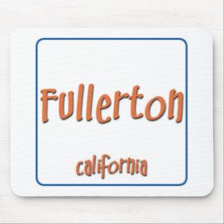 Fullerton California BlueBox Mouse Pad