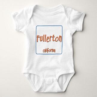 Fullerton California BlueBox T-shirt