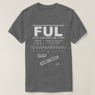 Fullerton Municipal Airport FUL T-Shirt
