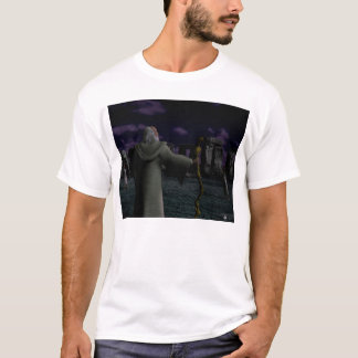 Fullmoon at Stonehenge T-Shirt