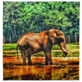 fullsizeoutput_1104 Elephant Napkin